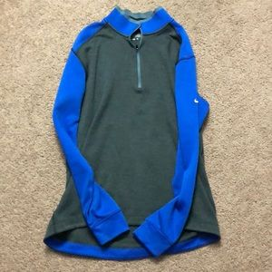NikeGolf Dri-FIT 1/4 Zip Cover-Up